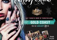 Surf N Ink Tattoo Festival Gold Coast